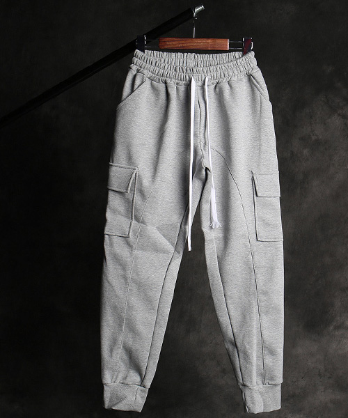P-10770incision cargo set pants
